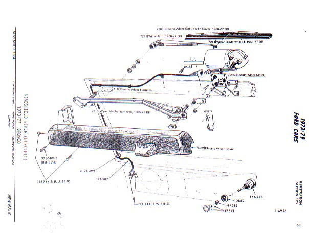 Wipersetup early bronco hq is about 1966 77 ford broncos 66 77 shop 1972 ford bronco wiring diagram at n-0.co